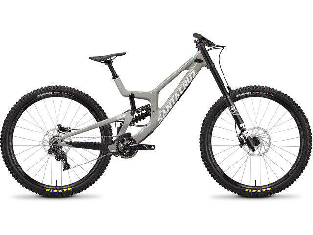 "Santa Cruz V10 CC S-Kit 29"" grey"